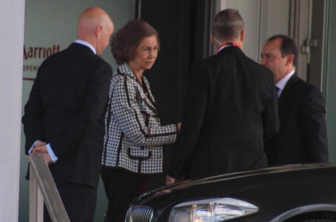 Reina Sofia Bilderberg 2014