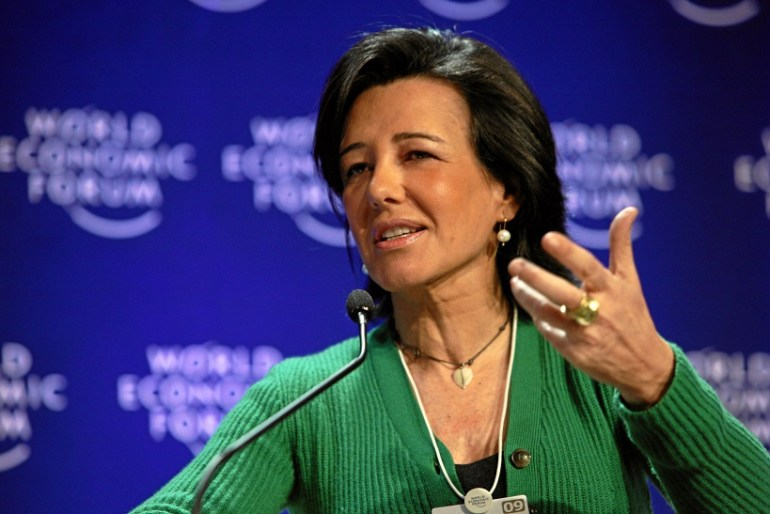Crisis, Community and Leadership: Ana P. Botin