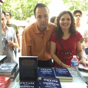 David Arroyo y Mónica H. Barbón