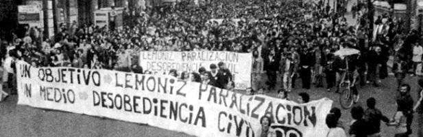 Asesinato de cinco trabajadores durante unas jornadas de huelga en Vitoria el 3 de marzo de 1976