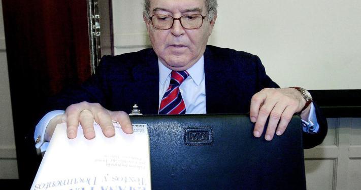 Españoles en el Club Bilderberg - Eduardo Serra Rexach