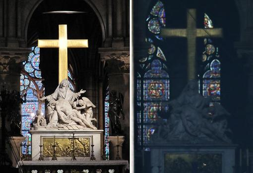 La Piedad Notre Dame