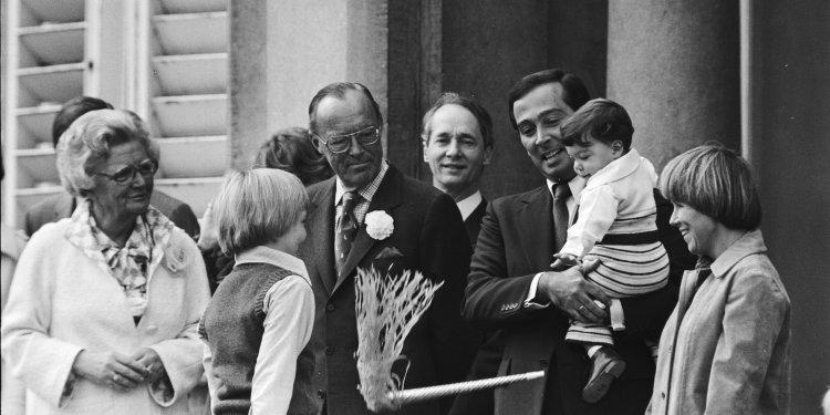príncipe Bernardo de Holanda Bilderberg