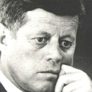 President John F. Kennedy making decisions during integration crisis