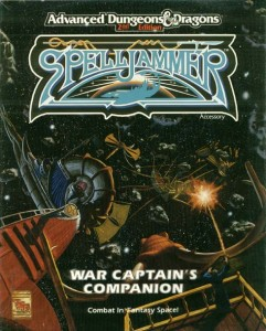 Spelljammer War Captain's Companion