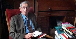 Eric Hobsbawm - photo by Anne Katrin Purkiss