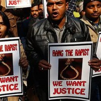Protestors want capital punishment for rapists | Saurabh Das : AP