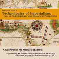 CfP Technologies of Imprealism