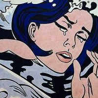 roy-lichtenstein-drowning-girl-1