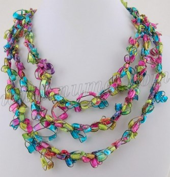 cro ribbon necklace 0113
