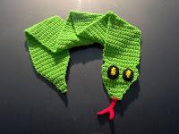 cro snake scarf 1113