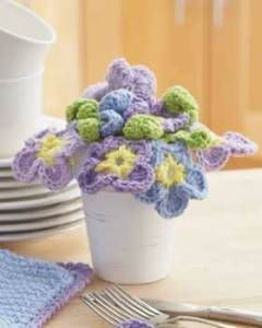 cro pot of flowers 2 0314