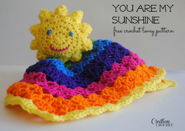 Free Crochet Patterns For Baby Loafers : Free Pattern ? You Are My Sunshine ? Crochet