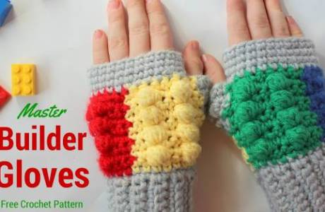 Master Builder Gloves – Everything Is Awesome