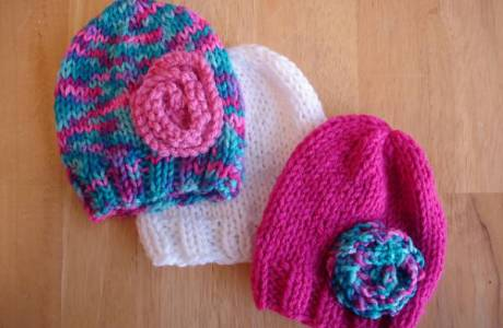 Lightening Fast NICU Beanies – How Long Do They Actually Take?