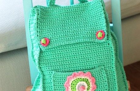 Crochet A Backpack