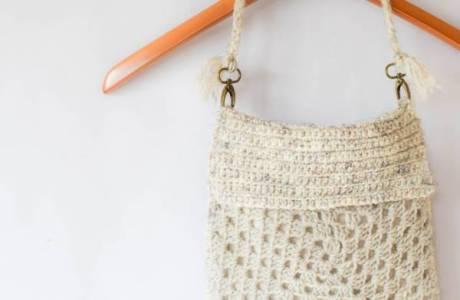 Free Pattern Boho Bag