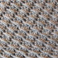 How to Make the Cross-Over Long Double Crochet (DC)