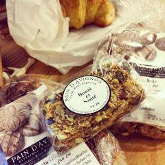 Fresh baked goods in London and Boston: Better than Paris?