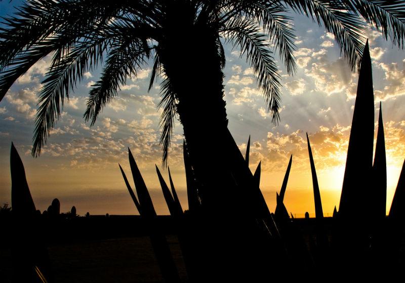 sunset cape verde via flickr