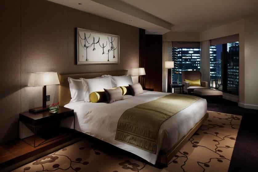 tokyo hotel room