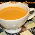 Velouté de potiron à la tomate et noix de muscade - novembre 2008 027 copie
