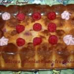 Gâteau chocolat blanc-framboise - DSC_2905_11063