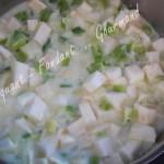 Crème de légumes à la poudre d'ail DSCN4769_24746