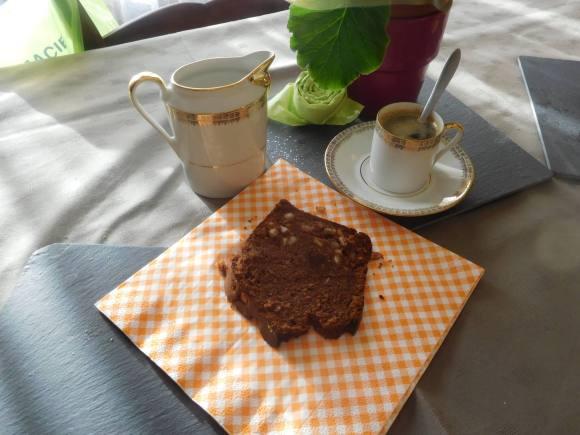 CAKE ABRICOTS-ORANGE à vous de jouer Anne-Marie Do (portion) 18.05.2017