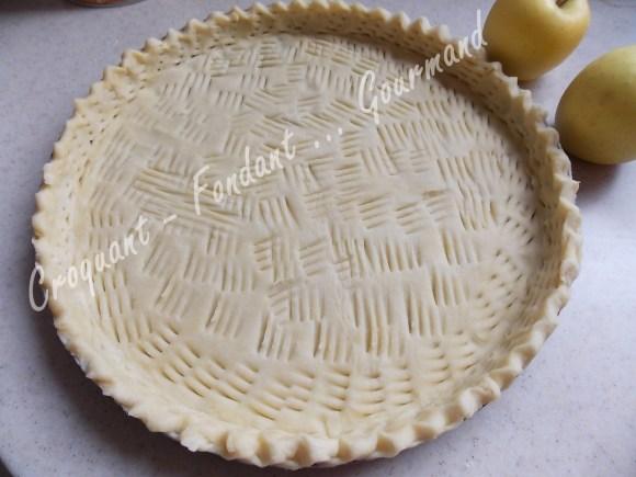 Tarte amandine aux pommes DSCN0519_30057