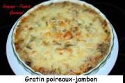 Gratin de poireaux au jambon Index - DSC_0089_8086