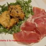 Polenta à la roquette et aux olives DSCN1337_30925