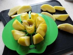 Pomme dorée-caramel orange DSCN6419