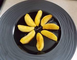 Pomme dorée-caramel orange DSCN6430