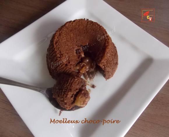 Moelleux choco-poire CV DSCN6533