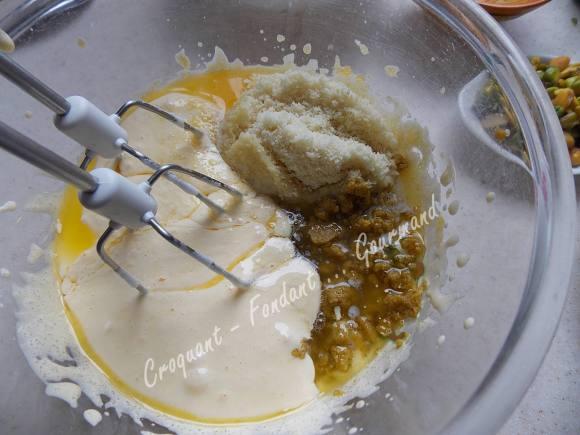 Cake pistache sans gluten DSCN7197