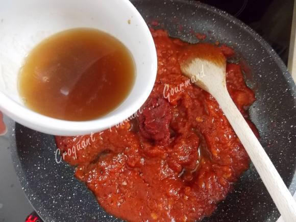 Médaillons de veau à la tomate DSCN7824