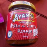 AYAM Pâte de curry rougeDSCN8649