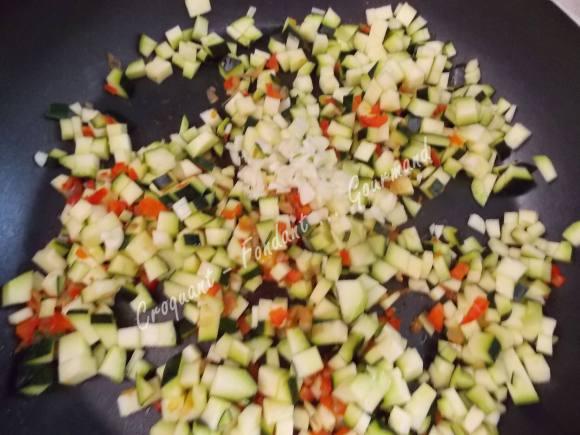 Blé pilaf aux petits légumes DSCN9274