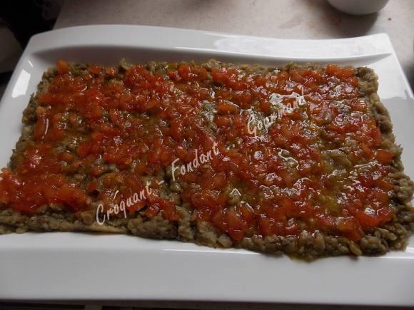 Salade aubergines et filets de rougets DSCN5197