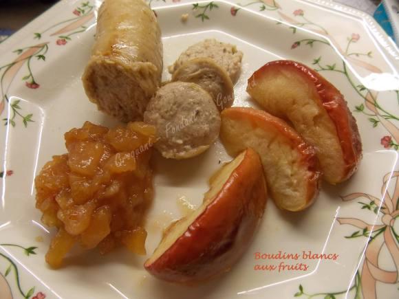 Boudins blancs aux fruits DSCN6241