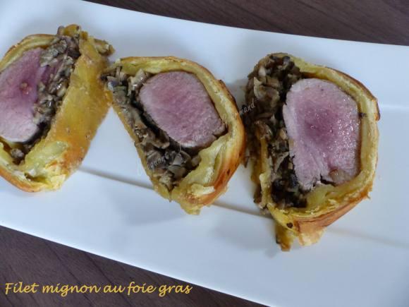 Filet mignon au foie gras P1000875