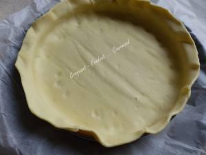 Tarte jambon-ricotta P1010072