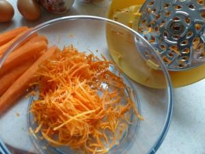 Financiers à la carotte P1010908