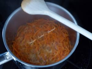 Financiers à la carotte P1010921