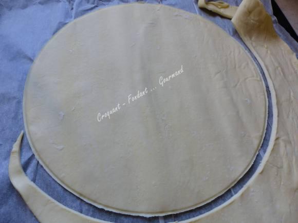 Tourte provençale aux blettes P1010208