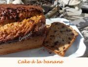 Cake à la banane Index DSCN6864