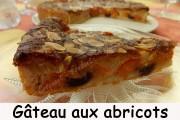 Gâteau aux abricotsIndex DSCN8948