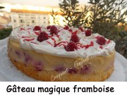 Gâteau magique framboise Index DSCN0385