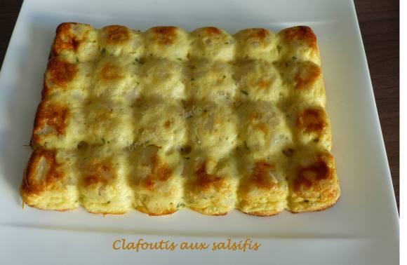 Clafoutis aux salsifis P1010311